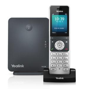Yealink W60P Wireless DECT IP Phone